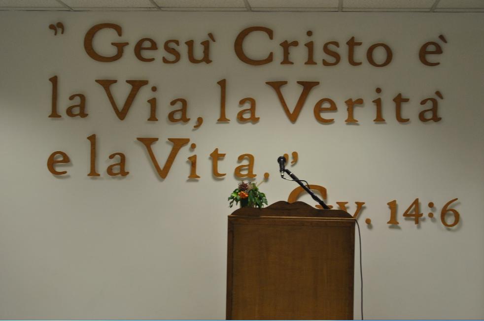 ADI Trento Assemblee di DIO in italia